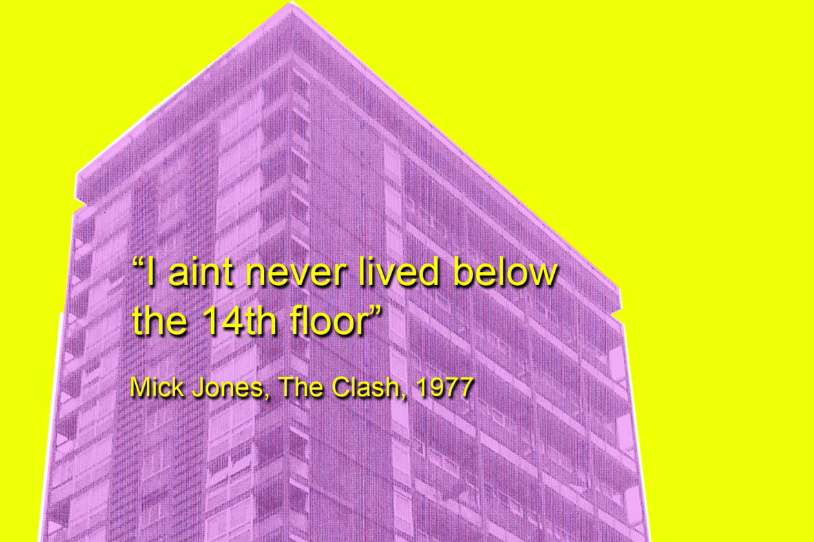 How we hated tower blocks