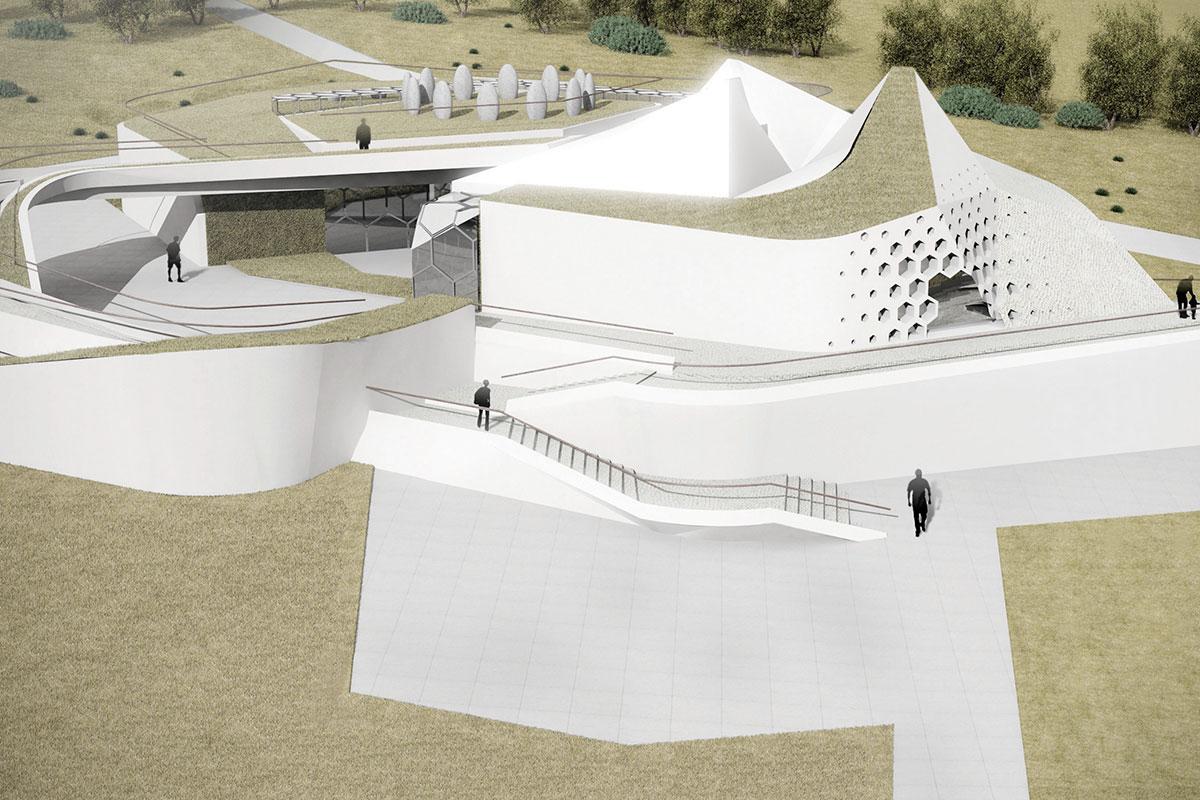 Hof pagan temple   AUDB Architects