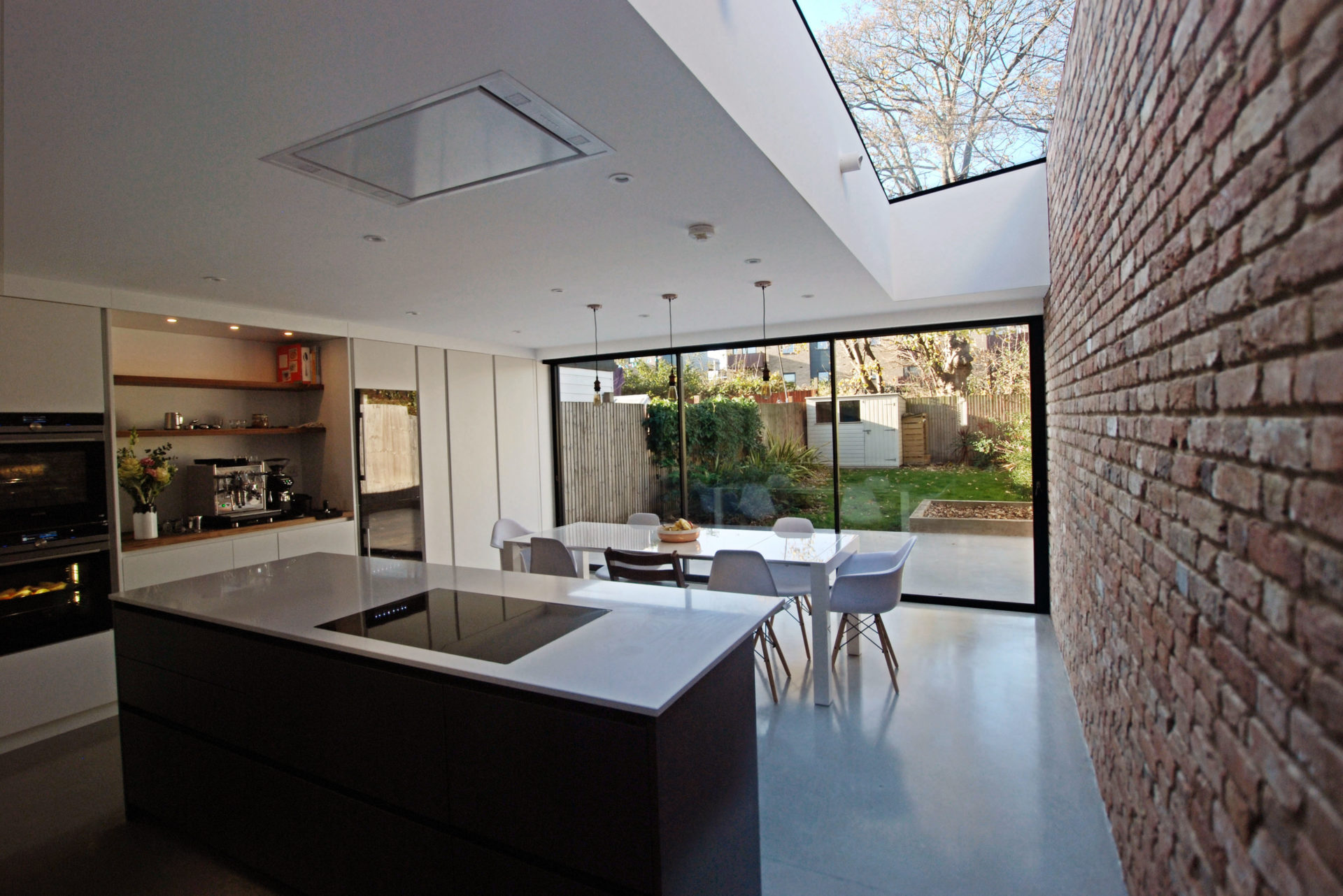 London architecture kitchen extension