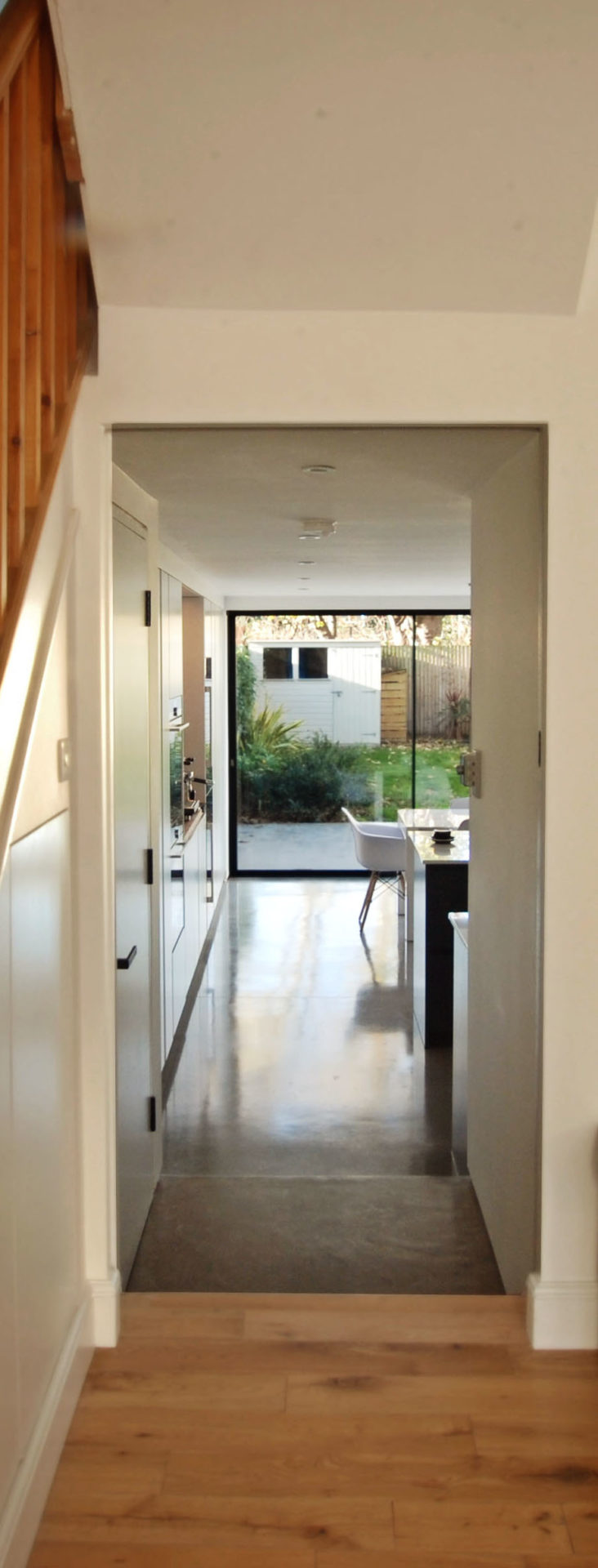 Garden extension London