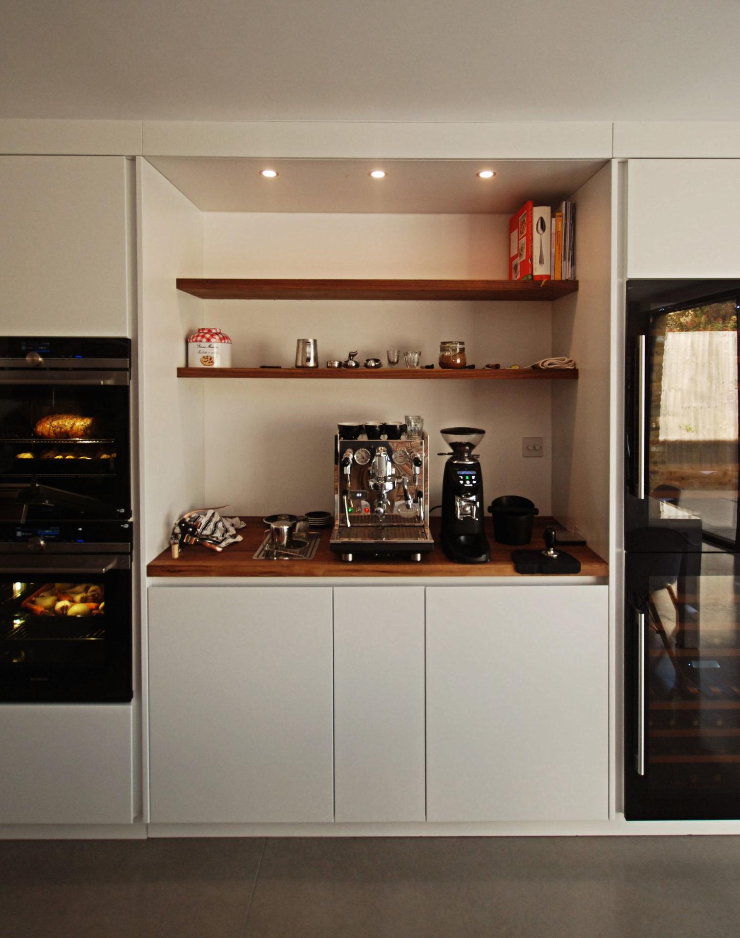 Home coffee station