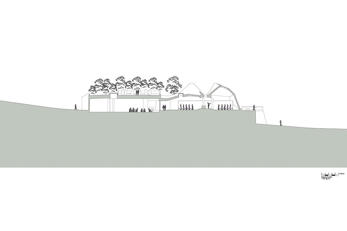 Hof pagan temple - AUDB Architects
