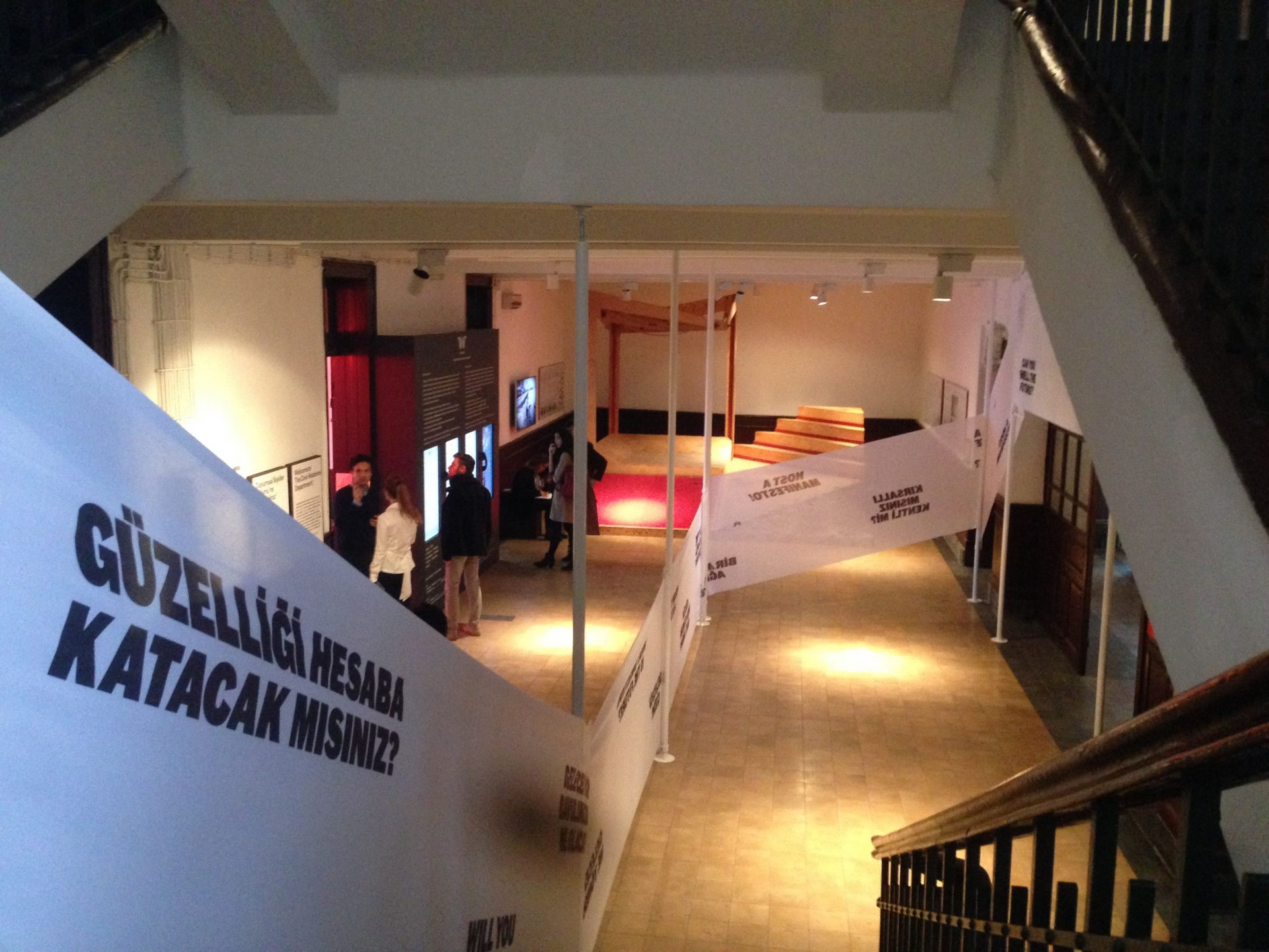 Istanbul Biennal 2014